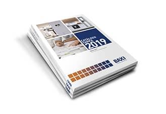 baxi producto catalogo